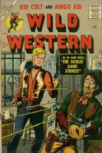 Cover Thumbnail for Wild Western (Marvel, 1948 series) #57