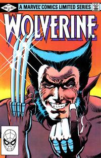 Cover Thumbnail for Wolverine (Marvel, 1982 series) #1 [Direct]