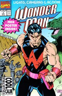 Cover Thumbnail for Wonder Man (Marvel, 1991 series) #1 [Direct]