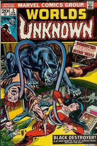 Cover Thumbnail for Worlds Unknown (Marvel, 1973 series) #5