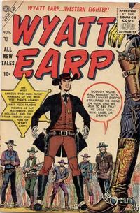 Cover Thumbnail for Wyatt Earp (Marvel, 1955 series) #1