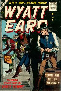 Cover Thumbnail for Wyatt Earp (Marvel, 1955 series) #9