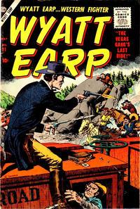 Cover Thumbnail for Wyatt Earp (Marvel, 1955 series) #11