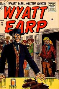 Cover Thumbnail for Wyatt Earp (Marvel, 1955 series) #12