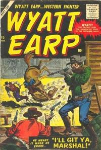 Cover for Wyatt Earp (Marvel, 1955 series) #15
