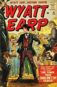 Cover Thumbnail for Wyatt Earp (Marvel, 1955 series) #18