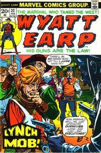 Cover Thumbnail for Wyatt Earp (Marvel, 1972 series) #32