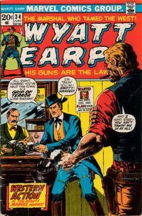 Cover Thumbnail for Wyatt Earp (Marvel, 1972 series) #34