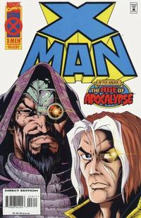 Cover Thumbnail for X-Man (Marvel, 1995 series) #3 [Direct Edition]