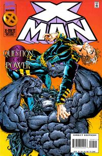 Cover Thumbnail for X-Man (Marvel, 1995 series) #9 [Direct Edition]