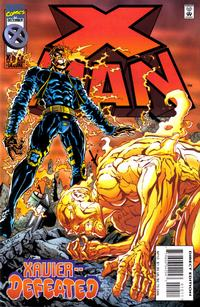Cover Thumbnail for X-Man (Marvel, 1995 series) #10 [Direct Edition]