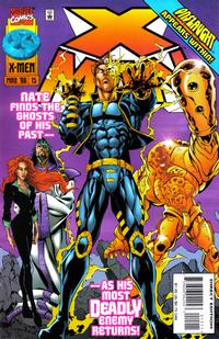 Cover Thumbnail for X-Man (Marvel, 1995 series) #15 [Direct Edition]