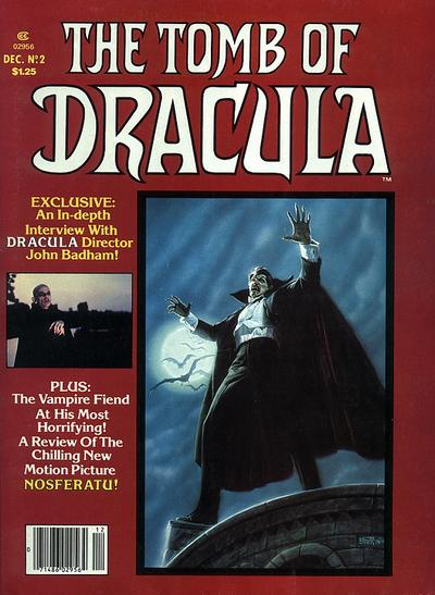 Cover for The Tomb of Dracula (Marvel, 1979 series) #2