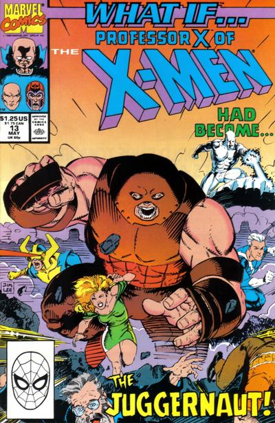 Cover for What If...? (Marvel, 1989 series) #13