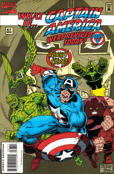 Cover for What If...? (Marvel, 1989 series) #67
