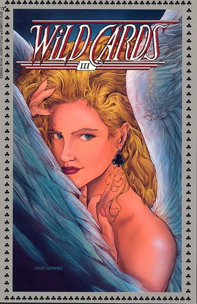 Cover for Wild Cards (Marvel, 1990 series) #3