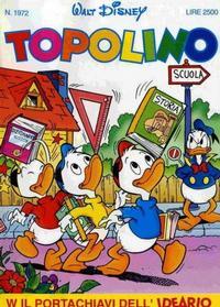 Cover Thumbnail for Topolino (Disney Italia, 1988 series) #1972