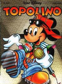 Cover Thumbnail for Topolino (Disney Italia, 1988 series) #2051