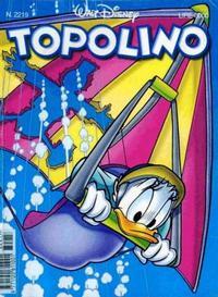 Cover Thumbnail for Topolino (The Walt Disney Company Italia, 1988 series) #2219