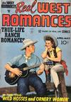 Cover for Real West Romances (Prize, 1949 series) #v1#1