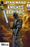 Cover for Star Wars Knights of the Old Republic (Dark Horse, 2006 series) #9