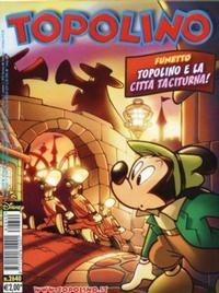 Cover Thumbnail for Topolino (The Walt Disney Company Italia, 1988 series) #2640