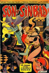 Cover Thumbnail for Son of Sinbad (St. John, 1950 series) #1