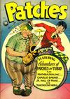 Cover for Patches (Orbit-Wanted, 1945 series) #4