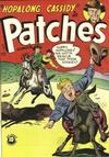 Cover for Patches (Orbit-Wanted, 1945 series) #7