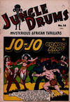 Cover for Jungle Drums (Bell Features, 1949 series) #18