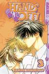 Cover for Hands Off (Tokyopop, 2004 series) #3