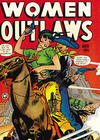 Cover for Women Outlaws (Fox, 1948 series) #5
