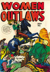 Cover for Women Outlaws (Fox, 1948 series) #7
