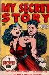 Cover for My Secret Story (Fox, 1949 series) #28