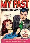 Cover for My Past Thrilling Confessions (Fox, 1949 series) #10