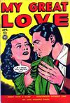 Cover for My Great Love (Fox, 1949 series) #4