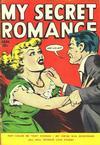 Cover for My Secret Romance (Fox, 1950 series) #1