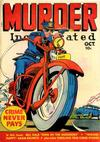 Cover for Murder Incorporated (Fox, 1948 series) #14
