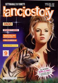 Cover Thumbnail for Lanciostory (Eura Editoriale, 1975 series) #v23#24