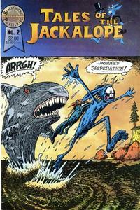 Cover Thumbnail for Tales of the Jackalope (Blackthorne, 1986 series) #2