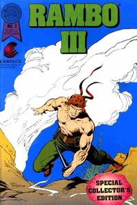 Cover Thumbnail for Rambo III (Blackthorne, 1988 series) #1