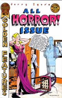 Cover Thumbnail for Jerry Iger's Golden Features (Blackthorne, 1986 series) #5
