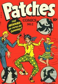 Cover Thumbnail for Patches (Orbit-Wanted, 1945 series) #2