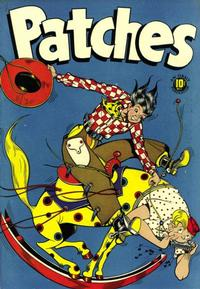Cover Thumbnail for Patches (Orbit-Wanted, 1945 series) #3