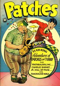 Cover Thumbnail for Patches (Orbit-Wanted, 1945 series) #4