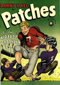 Cover Thumbnail for Patches (Orbit-Wanted, 1945 series) #5