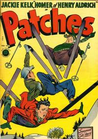 Cover Thumbnail for Patches (Orbit-Wanted, 1945 series) #6