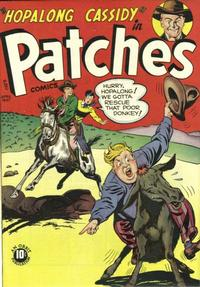 Cover Thumbnail for Patches (Orbit-Wanted, 1945 series) #7