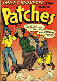 Cover Thumbnail for Patches (Orbit-Wanted, 1945 series) #8