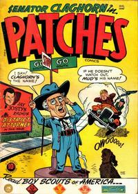 Cover for Patches (Orbit-Wanted, 1945 series) #9